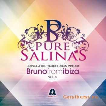 VA - Pure Salinas Vol.3 (Mixed by Bruno From Ibiza) (2011)