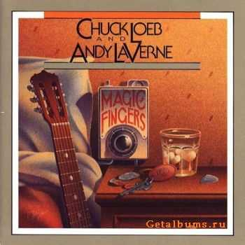 Chuck Loeb And Andy Laverne - Magic Fingers (1990)