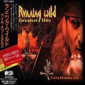 Running Wild - Greatest Hits (Japanese Edition) (2011)