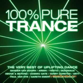 VA - 100% Pure Trance  (3CD) (2011)