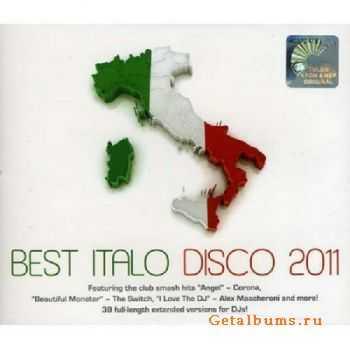 VA - Best Italo Disco 2011 (2011)