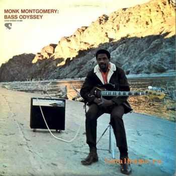 Monk Montgomery - Bass Odyssey (1971)