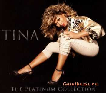 Tina Turner - The Platinum Collection (3CD) 2009 (Lossless) + MP3