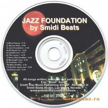 Smidi Beats - Jazz Foundation (2005)