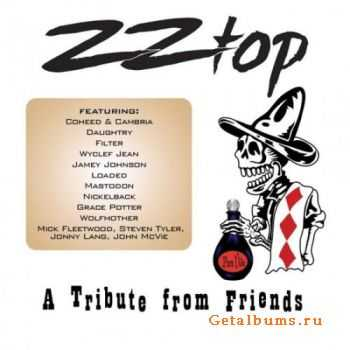 VA – ZZ Top: A Tribute from Friends (2011)