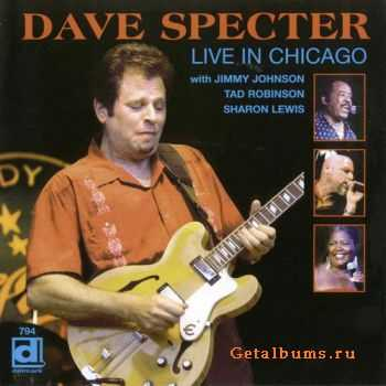 Dave Specter - Live In Chicago (2008)