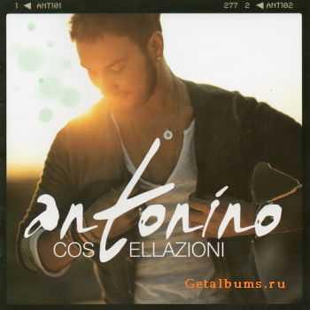 Antonino - Costellazioni (2011)