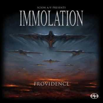 Immolation - Providence [EP] (2011)