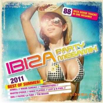 VA - Ibiza Party Megamix 2011 Best of Summer (2011)
