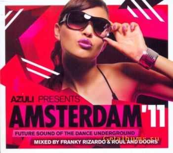 VA - Azuli Presents Amsterdam'11 (2011)