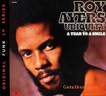 Roy Ayers Ubiquity - A Tear To A Smile (1975)