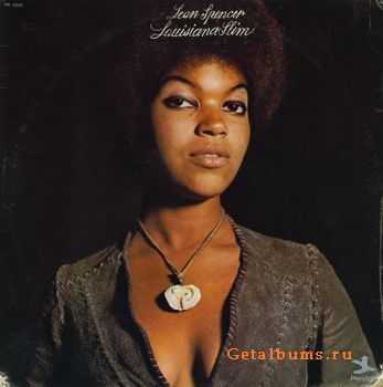 Leon Spencer - Louisiana Slim (1971)