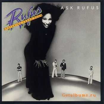 Rufus featuring Chaka Khan - Ask Rufus (1977)