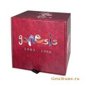 Genesis - Genesis 1983-1998 (Box 5 CD) (2007)