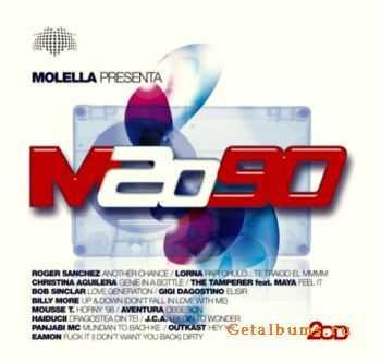 VA - Molella Presenta M2O90 (2011)