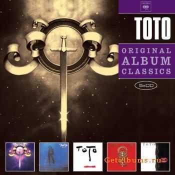 Toto - Original Album Classics (2011)