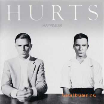Hurts - Happiness [Japan] (2010)