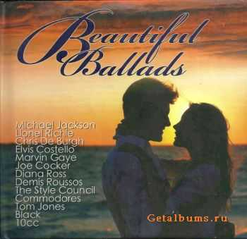 VA - Beautiful Ballads Collection [4CD] (2011)