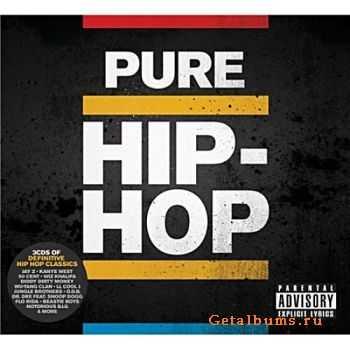 VA - Pure Hip Hop (3CD) (2011)