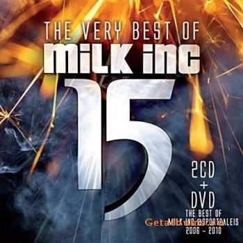 Milk Inc – 15 (The Very Best Of) (2CD) (2011)