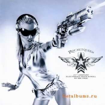 Nik Page - Rocketqueen (2009) (Lossless) + MP3