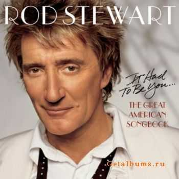 Rod Stewart - The Great American Songbook (Box 4 CD) (2005)