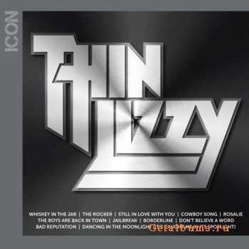 Thin Lizzy - Icon (2011) Compilation