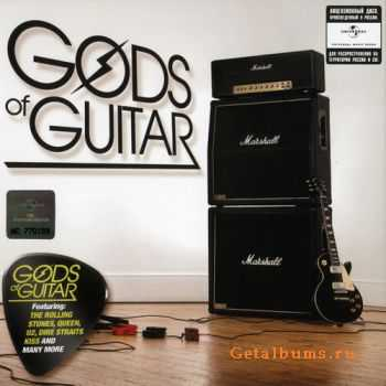VA - Gods of Guitar (2010)
