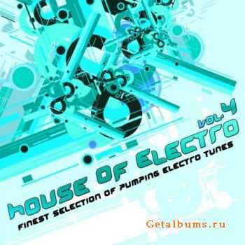 VA - House Of Electro Vol 4 (2011)