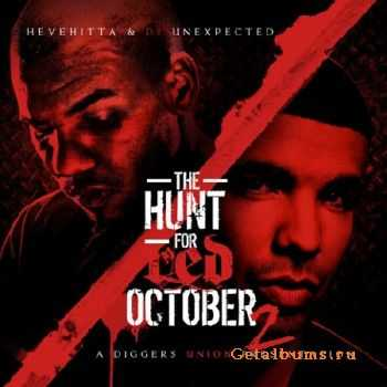 Drake and The Game - Hunt For R.E.D October 2 (2011)