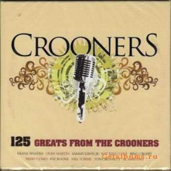 VA - Crooners: 125 Greats From The Crooners (5CD Boxset) (2011)