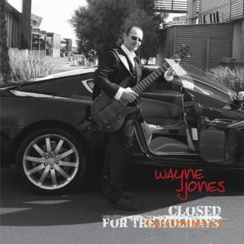 Wayne Jones - Closed For The Holidays (2011)