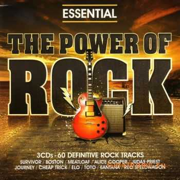 VA - Essential: The Power of Rock (Box 3 CD) (2009)