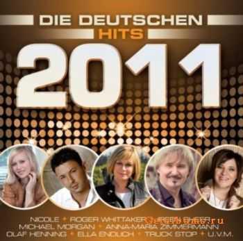 VA - Die Deutschen Hits 2011 (2011)