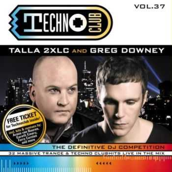 VA - Techno Club Vol. 37 (2011)