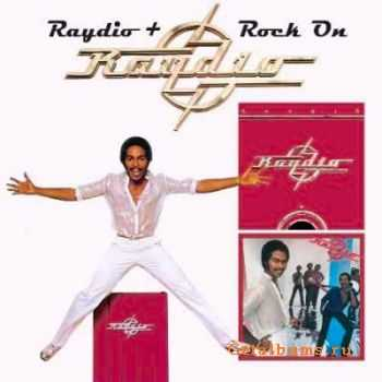 Raydio - Raydio 1978/Rock On 1979 (2010)