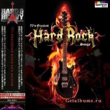 70's Greatest Hard Rock Songs (2011)
