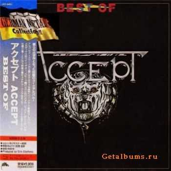 Accept - Best Of (Special Limited Edition 2011)
