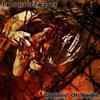 Nano Infect - Circuitry Of Blades (2011)