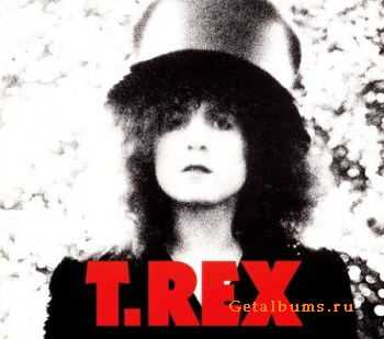 T.Rex - The Slider (2CD) 1972 (Lossless) + MP3