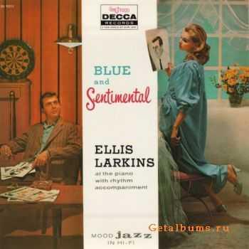 Ellis Larkins - Blue And Sentimental (1958)