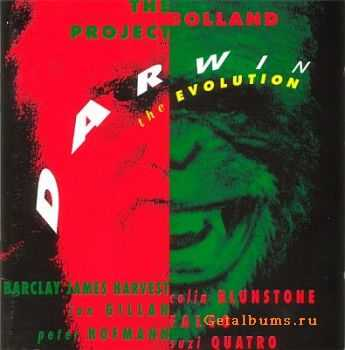 Bolland Project - Darwin The Evolution 1992 [LOSSLESS]