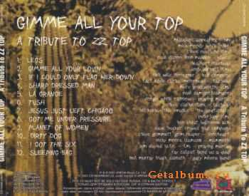 VA - Tribute To ZZ Top - Gimme All Your Top (2001)