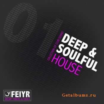 VA - Deep & Soulful House (2011)