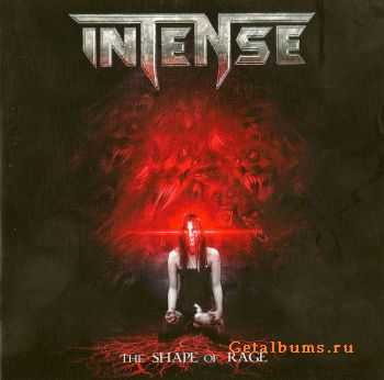 Intense  -  The Shape Of Rage  (2011)