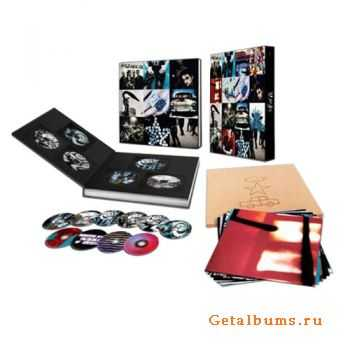 U2 - Achtung Baby (Super Deluxe Edition 6CD) (2011)
