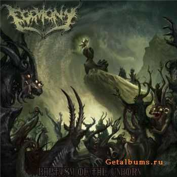 Egemony - Baptism of the unborn (2009)