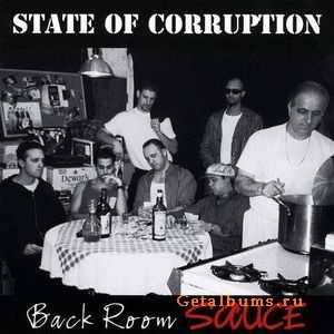 State Of Corruption - Back Room Sauce (1998)