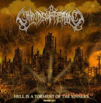 Grindsuffering - Hell Is A Torment Of The Sinners (Promo) (2011)