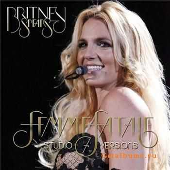 Britney Spears - The Femme Fatale Tour Bootleg (2011)